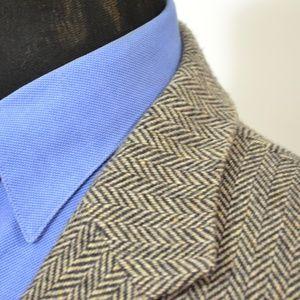 Grant Thomas Suits & Blazers - Grant Thomas 42L Sport Coat Blazer Suit Jacket Bla